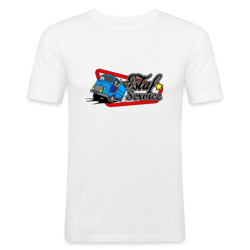estafservice tours - T-shirt près du corps Homme