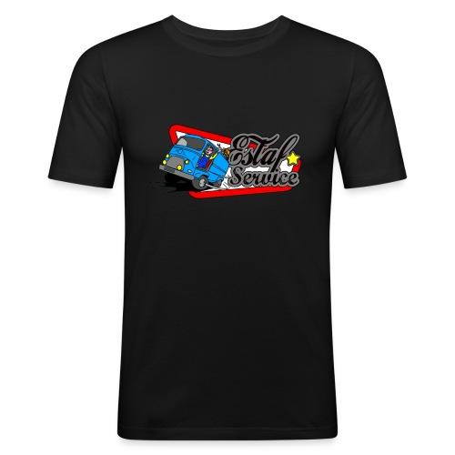Estaf'Service Paris - T-shirt près du corps Homme