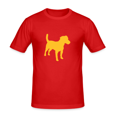 Jack Russell Terrier, Hund, Agility T-shirts