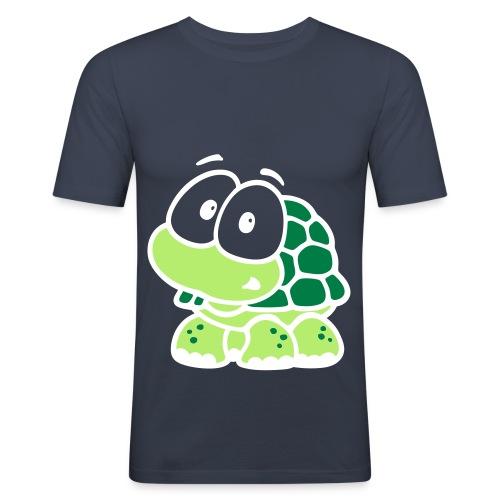 schildgröte - Männer Slim Fit T-Shirt