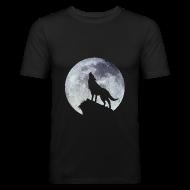 Tee shirts ~ Tee shirt près du corps Homme ~ Wolf.