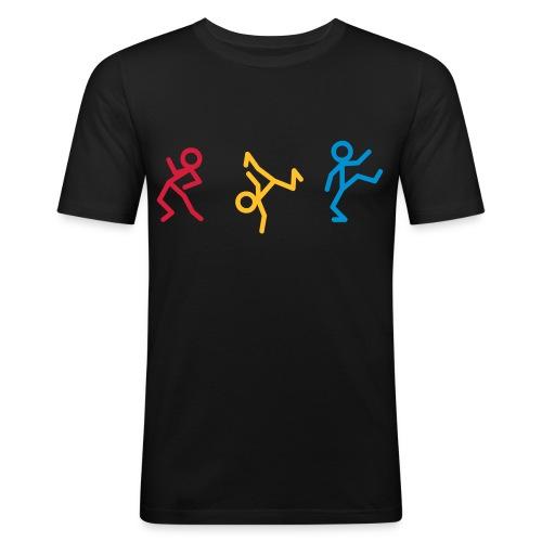 T-SHIRT MOULANT HOMME  - T-shirt près du corps Homme