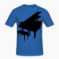 music piano grand piano T-shirts
