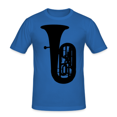 music tuba brass T-Shirts