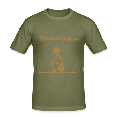 Thinking Men's T-shirt