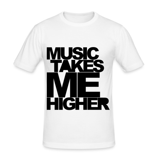 Higher Tee - Men's Slim Fit T-Shirt