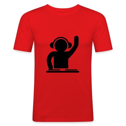 DeeJay - Männer Slim Fit T-Shirt