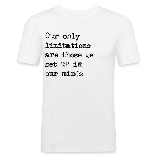 The Mind - Men's Slim Fit T-Shirt