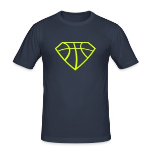 T-shirt Super man Basketbal - slim fit T-shirt