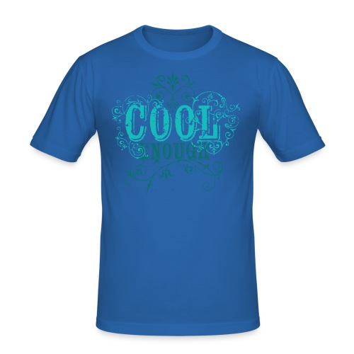 Cool Enough - Slim Fit T-shirt herr