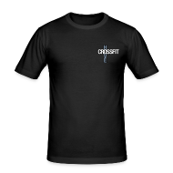 T-Shirts ~ Men's Slim Fit T-Shirt ~ Train your weakness.