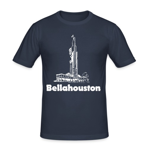 Bellahouston Tate Tower - Men's Slim Fit T-Shirt