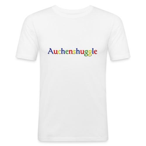 Aucheshuggle - Men's Slim Fit T-Shirt