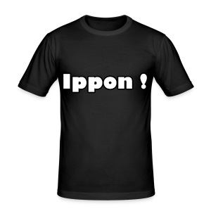 Shirt Ippon - Männer Slim Fit T-Shirt