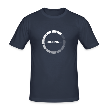 Ajax Loader - loading - waiting T-Shirts