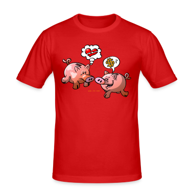 Money or Love? T-Shirts