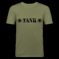 T-Shirts ~ Men's Slim Fit T-Shirt ~ Product number 18899170
