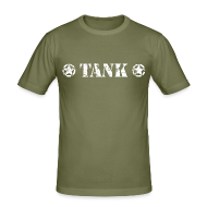 T-Shirts ~ Men's Slim Fit T-Shirt ~ Product number 18899165