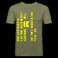 T-Shirts ~ Men's Slim Fit T-Shirt ~ Product number 18942667