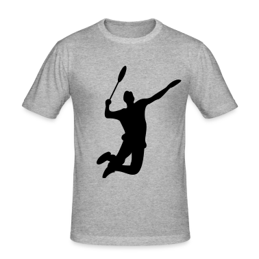 Badminton Men's T-shirt