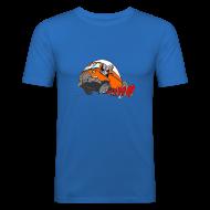 Tee shirts ~ Tee shirt près du corps Homme ~ Estaf' Mouse Jam !