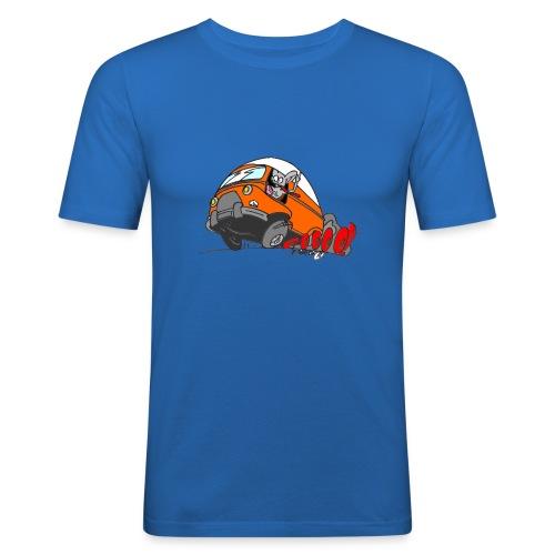 Estaf' Mouse Jam ! - T-shirt près du corps Homme