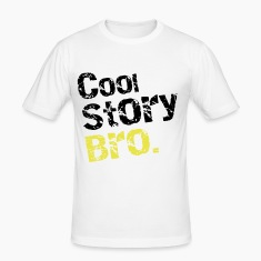 Cool story Bro T-Shirts
