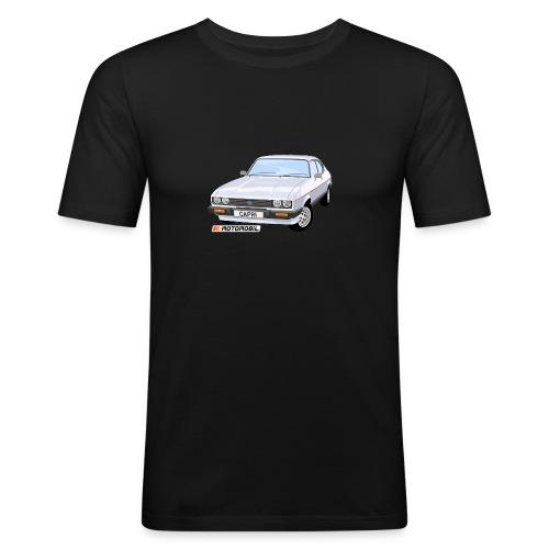 Ford Capri MK3 - Männer Slim Fit T-Shirt
