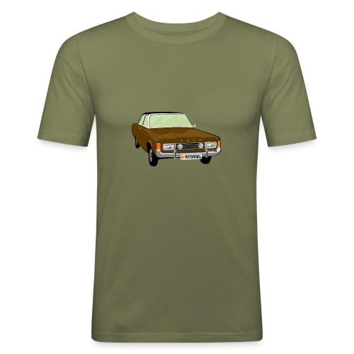 Ford 17M/20M/26M P7b - Männer Slim Fit T-Shirt