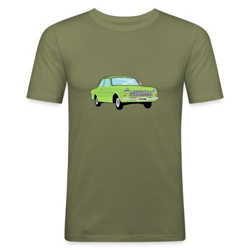 Ford 12M P4 - Männer Slim Fit T-Shirt