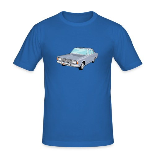 Ford 17M/20M P7a - Männer Slim Fit T-Shirt