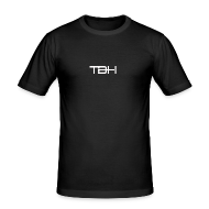 T-Shirts ~ Men's Slim Fit T-Shirt ~ TBH