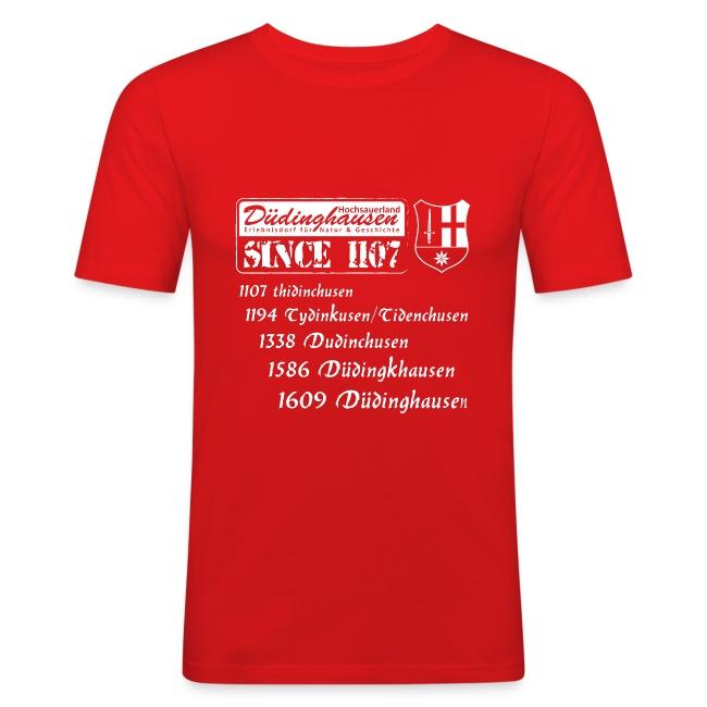 Düdinghausen since 1107 mit Namensänderung