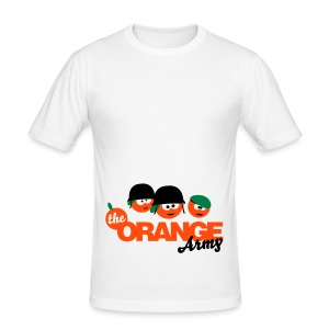 The orange army - slim fit T-shirt