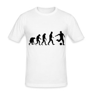 Tshirt Evolution Football - Tee shirt près du corps Homme