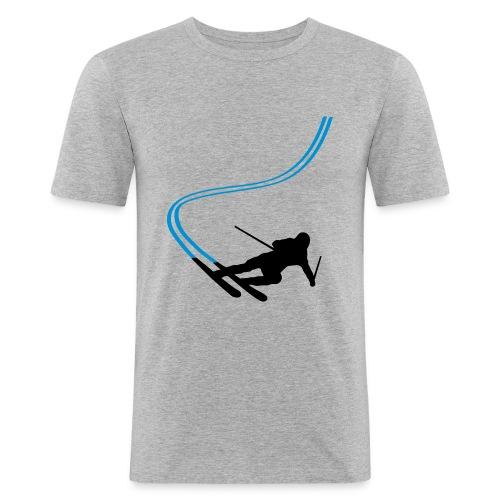 Ski Spirit - T-shirt près du corps Homme