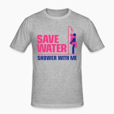 Save Water 3 (2c)++ T-Shirts