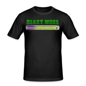 Beastmode Energy Tee - Men's Slim Fit T-Shirt