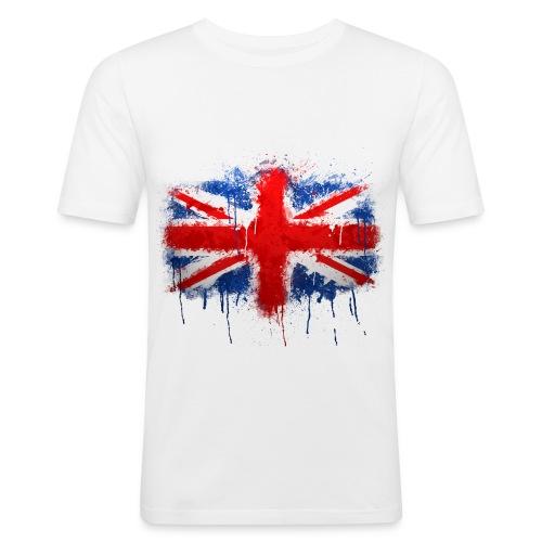 Union Jack - Men's Slim Fit T-Shirt