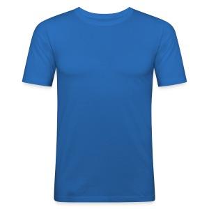 Miesten Pohjolan Turvatekniikka slim fit t-paita - Miesten tyköistuva t-paita