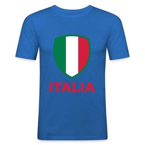 Fresh Label T-shirt Italia design  - slim fit T-shirt