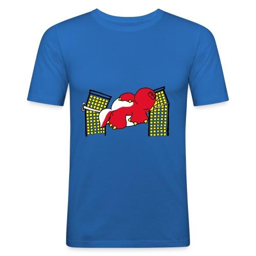 Mittagsschlaf Slim - Männer Slim Fit T-Shirt