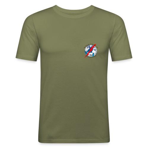 TFBI-Slim-Fit (dif. colors) - Männer Slim Fit T-Shirt