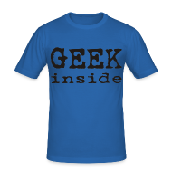 T-Shirts ~ Männer Slim Fit T-Shirt ~ Shirt