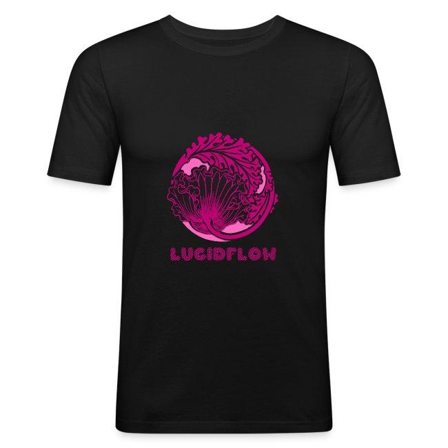 Lucidflow Logo Pink