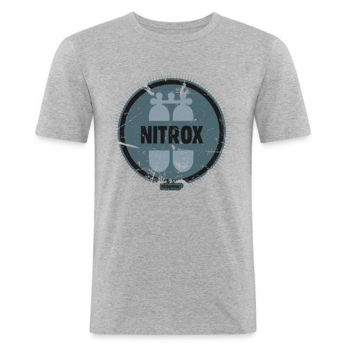 T-shirt Nitrox design by Frogman - T-shirt près du corps Homme