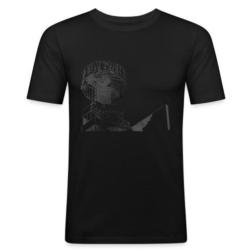 Berliner Zeitung - Männer Slim Fit T-Shirt