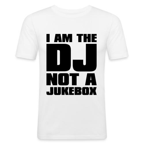 I'm the DJ - Männer Slim Fit T-Shirt