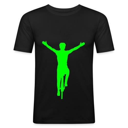 Winner!!! - Männer Slim Fit T-Shirt
