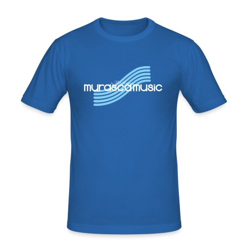 Murasca Music Men's T-Shirt Slim Fit / Colours - Men's Slim Fit T-Shirt